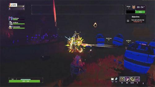 《雨中冒险2》游戏截图