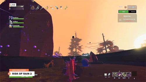 《雨中冒险2》游戏截图4