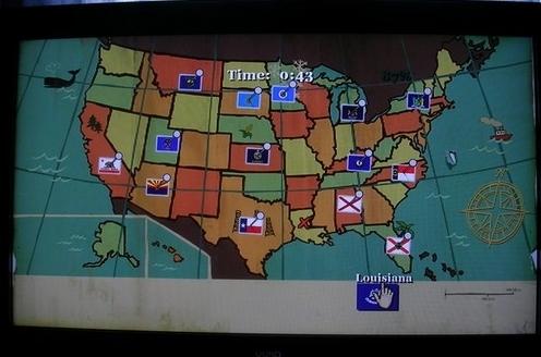 《恶霸鲁尼》地理图2