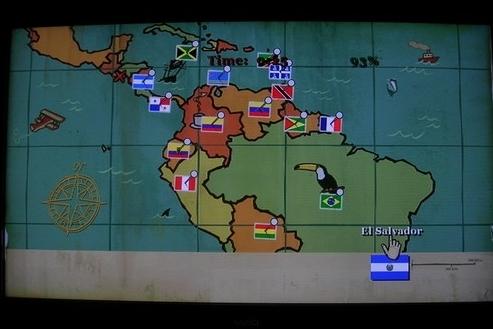 《恶霸鲁尼》地理图5