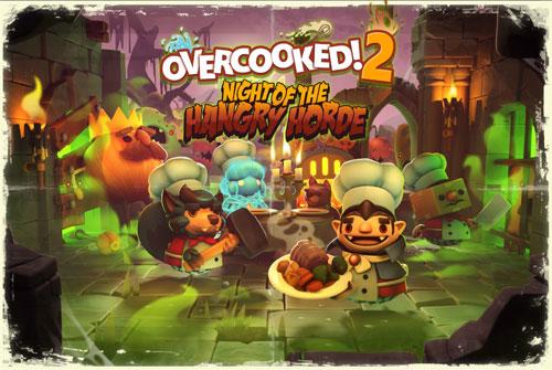 《胡闹厨房2》游戏截图
