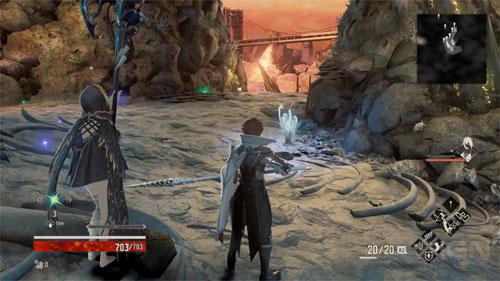 《噬血代码》游戏截图2