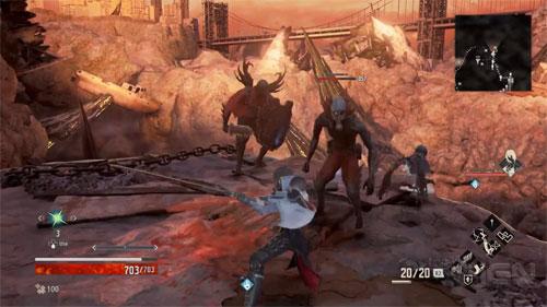 《噬血代码》游戏截图3