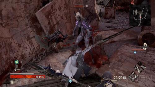 《噬血代码》游戏截图4