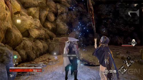 《噬血代码》游戏截图5