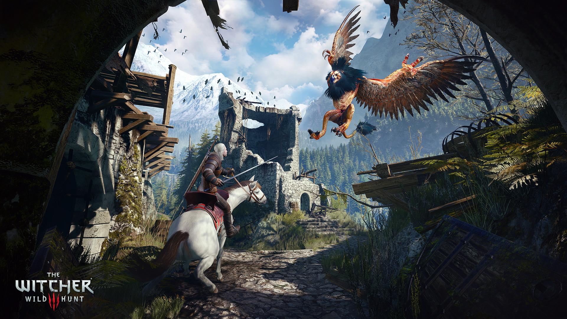 巫师3狂猎游戏截图