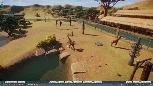 《动物园之星》游戏截图3