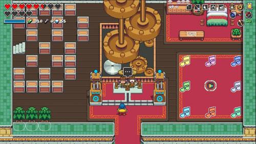 《节奏海拉鲁》游戏截图5