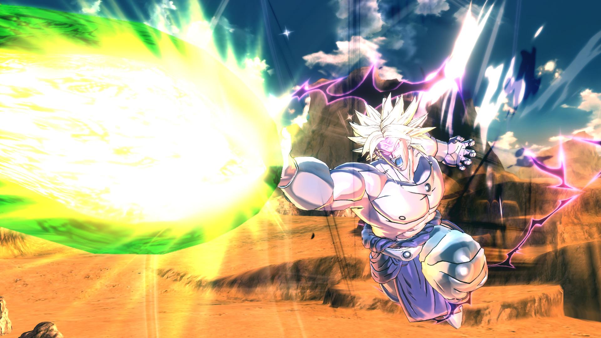 龙珠超宇宙2游戏截图