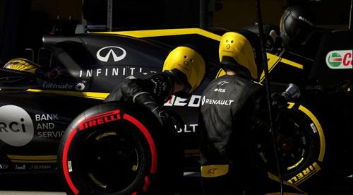 《F1 2019》游戏截图3