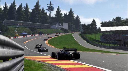 《F1 2019》游戏截图5