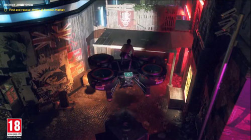 《看门狗:军团》游戏截图5