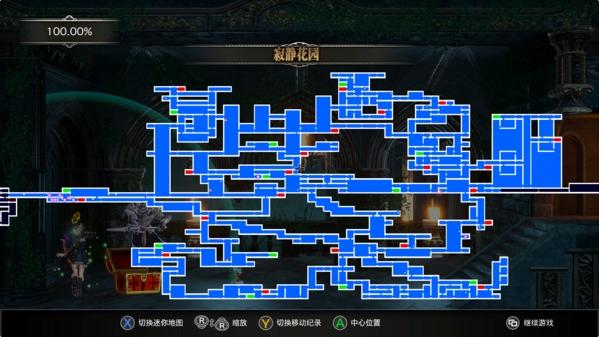 赤痕夜之仪式地图