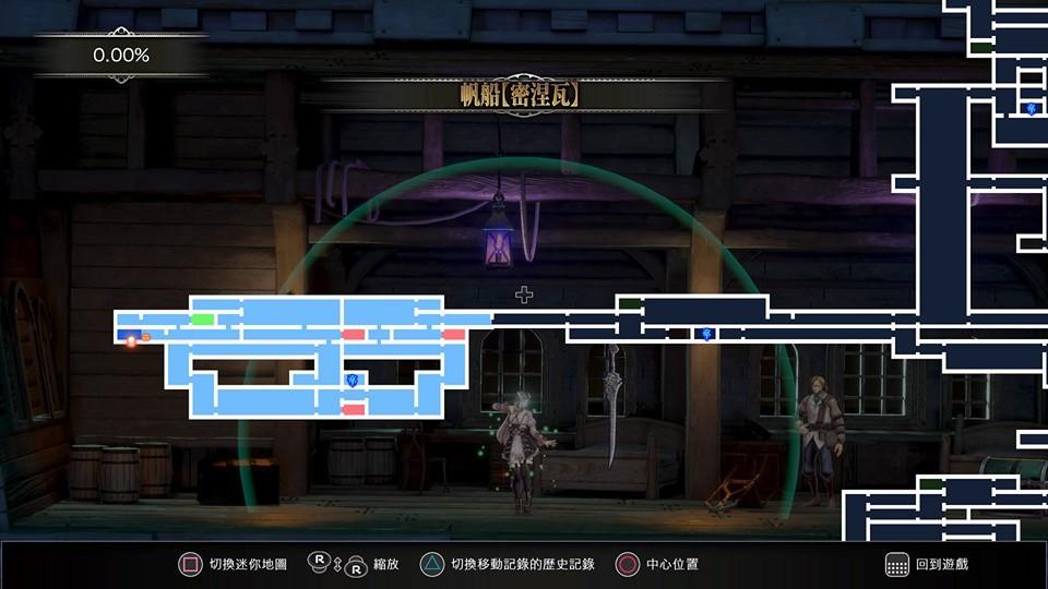 赤痕夜之仪式地图3