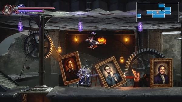 赤痕夜之仪式游戏图片2