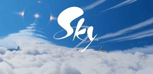 SKY光遇游戏开头画面