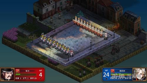 圣女战旗游戏截图