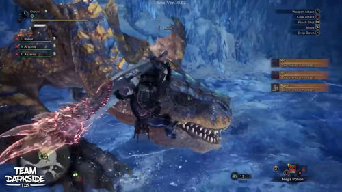 《怪物猎人世界》冰原试玩截图
