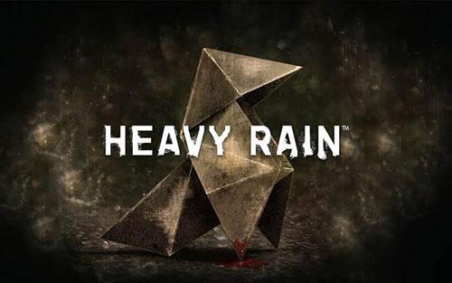 《暴雨》游戏截图