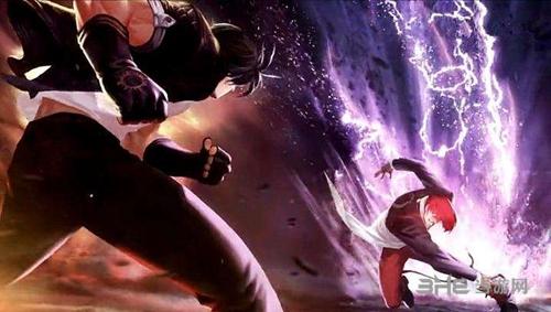 拳皇wingex1.02本地版游戏宣传图