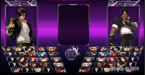 拳皇wingex1.02本地版游戏截图