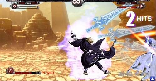 拳皇wingex1.02本地版游戏截图2