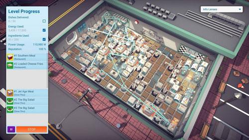 《自动机械大厨》游戏截图2