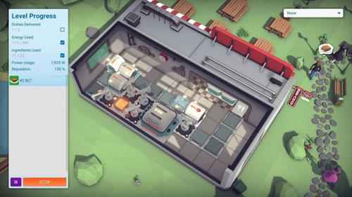 《自动机械大厨》游戏截图