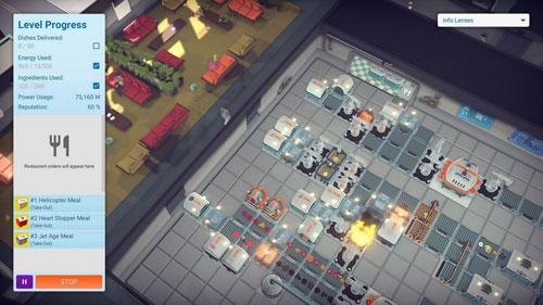 《自动机械大厨》游戏截图4