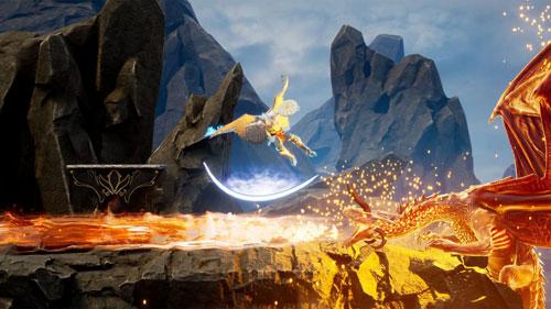《SolSeraph》游戏截图2