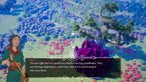 《SolSeraph》游戏截图3