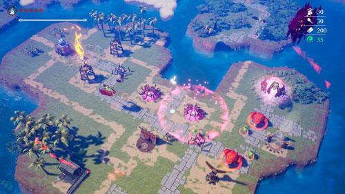 《SolSeraph》游戏截图5