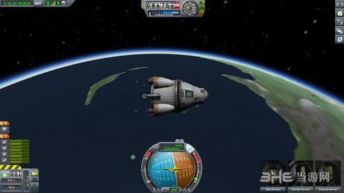 坎巴拉太空计划游戏截图1