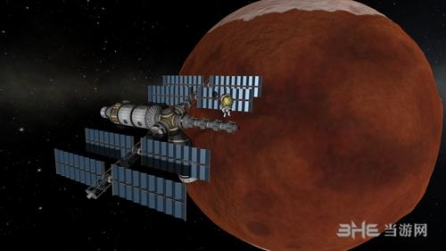 坎巴拉太空计划游戏截图4