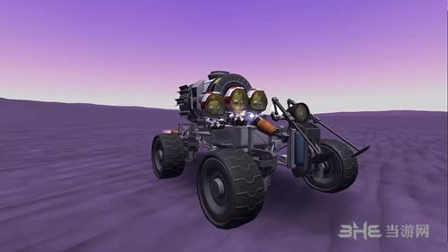 坎巴拉太空计划游戏截图5