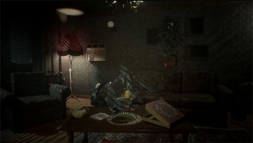 《恐怖妄想》游戏截图3