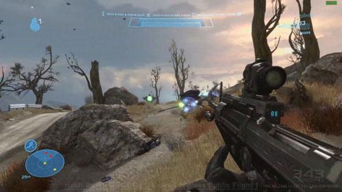 《光环:致远星》游戏截图2
