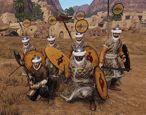 《骑马与砍杀2:领主》游戏截图4