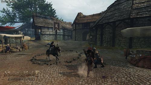 《骑马与砍杀2:领主》游戏截图5