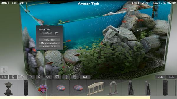 鱼缸模拟器截图0