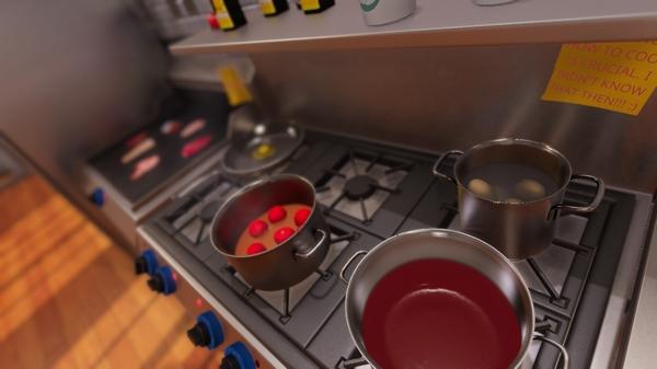 烹饪模拟器截图0