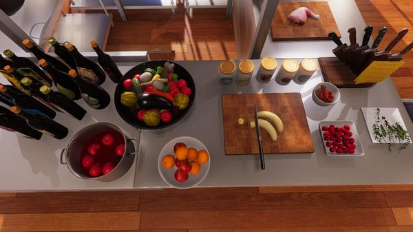 烹饪模拟器截图1