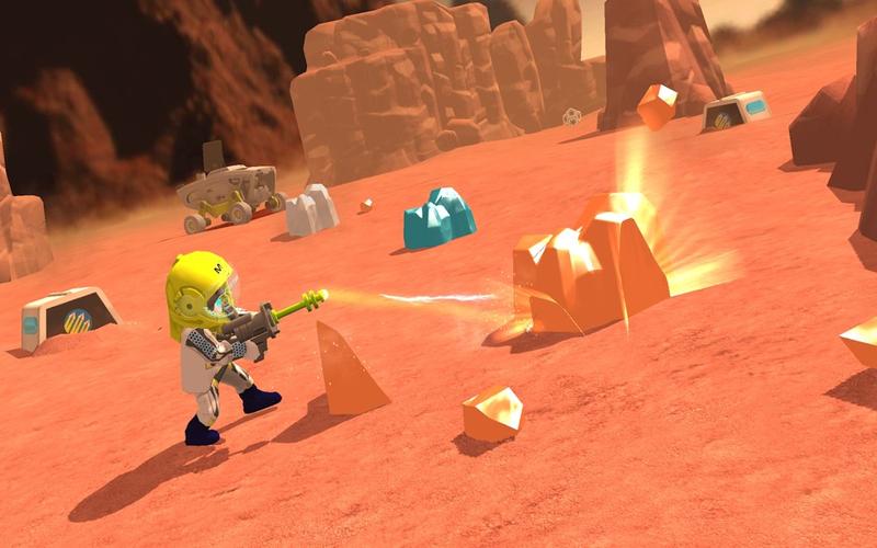 火星任务无限氧气版