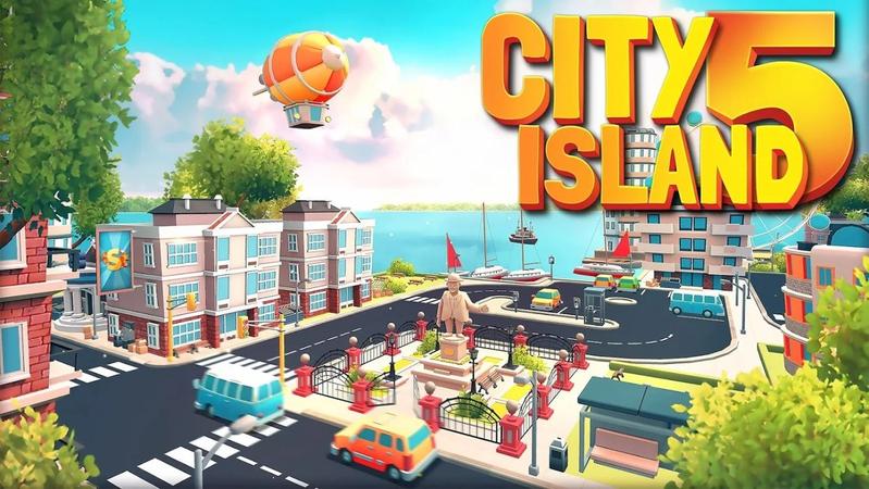 城市岛屿5无限金币截图0