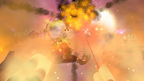 海盗生存幻想射手截图2