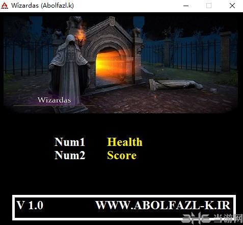 男巫(火焰巫师)二项修改器截图0