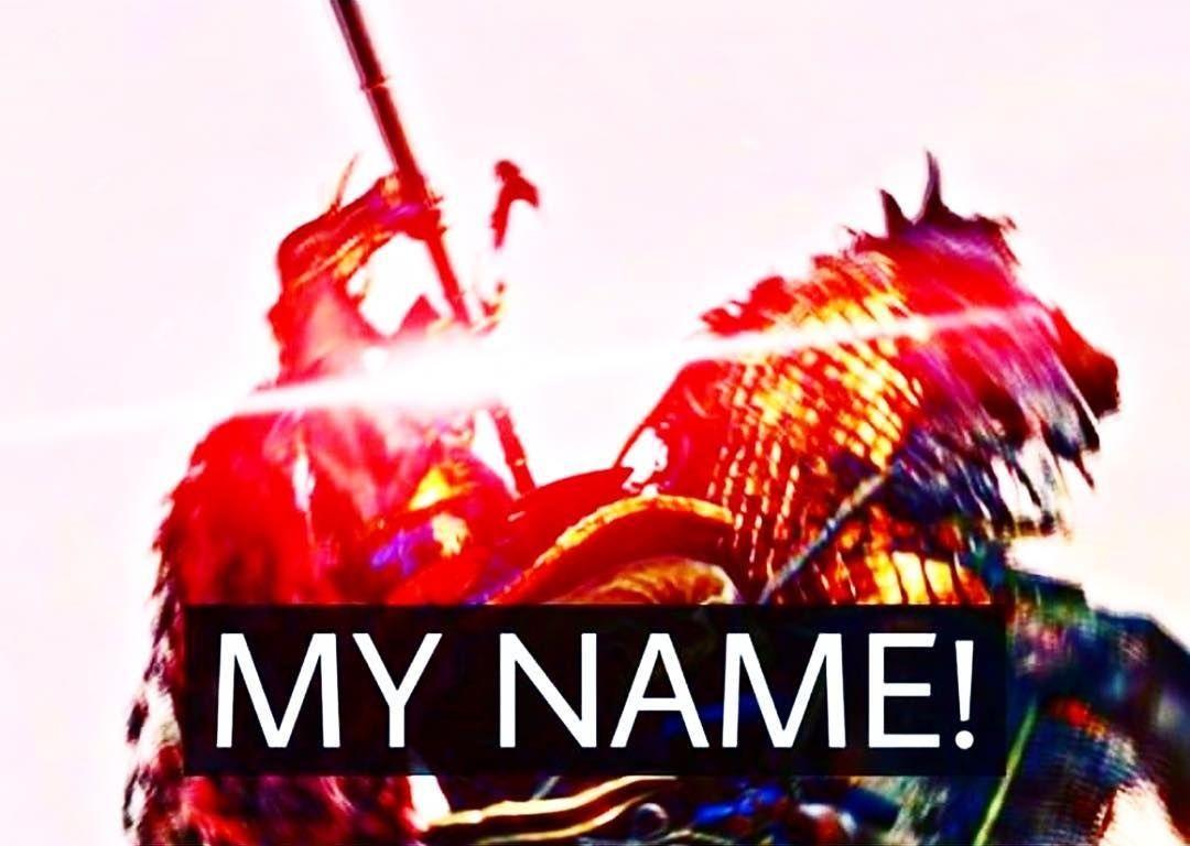 只狼我的名字MOD截图0