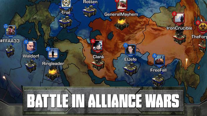 帝国与联盟最新破解版截图1