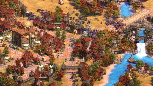 《帝国时代》游戏截图