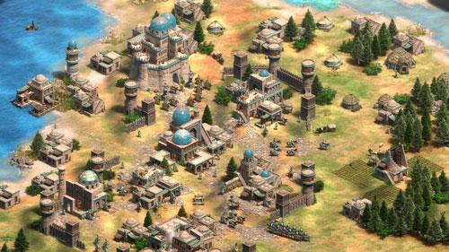 《帝国时代》游戏截图2